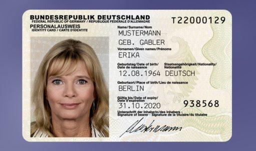 Personalausweis Deutschland Wikipedia 9