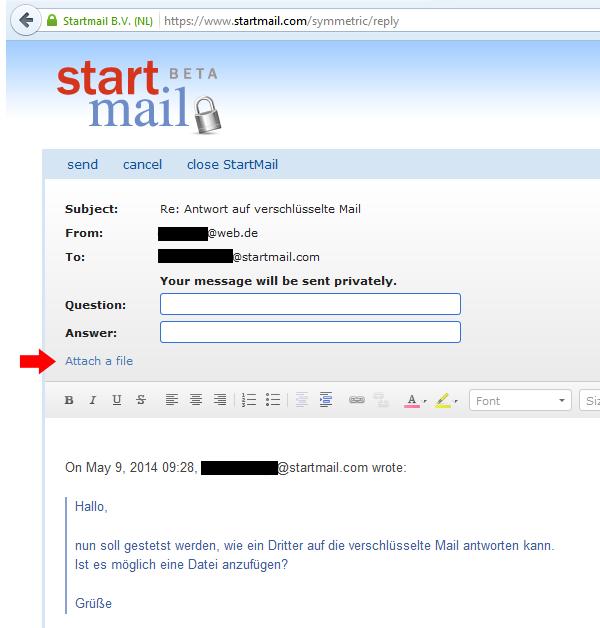 startmail04-verfassen